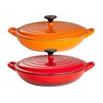 Cast Iron Cookware colored