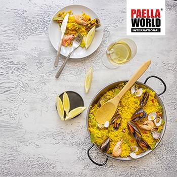 Rund um die Paella