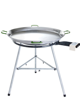 Paella Grill-Set: Comfort Line 6 Gastro-/Cateringausführung