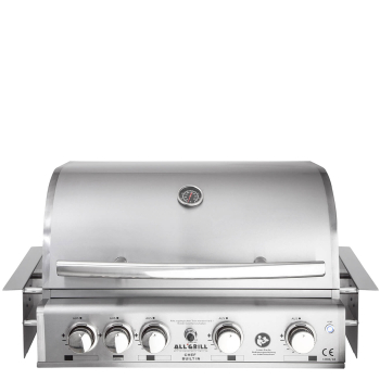 TOP-LINE - ALLGRILL CHEF L - BUILT-IN Variante
