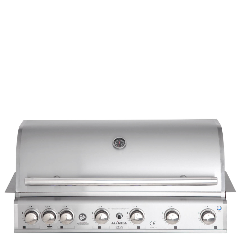 TOP-LINE - ALLGRILL CHEF XL - BUILT-IN  mit Air System