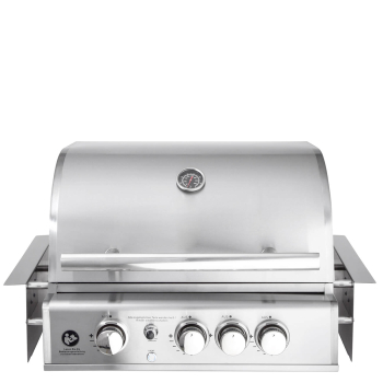 TOP-LINE - ALLGRILL CHEF M - BUILT-IN  mit Air System