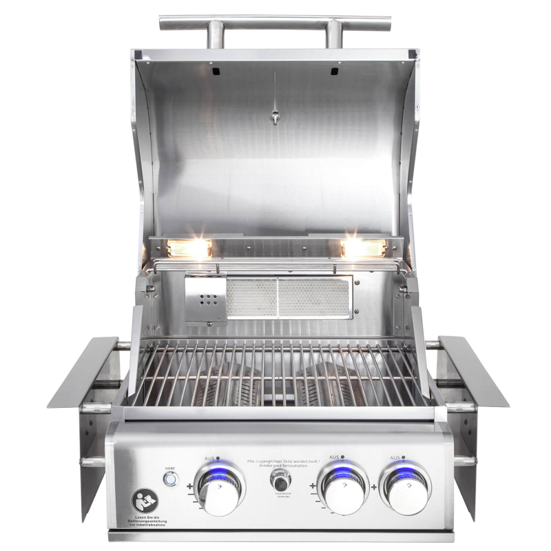 TOP-LINE - ALLGRILL CHEF S - BUILT-IN  mit Air System