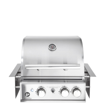 TOP-LINE - ALLGRILL CHEF S - BUILT-IN Variante