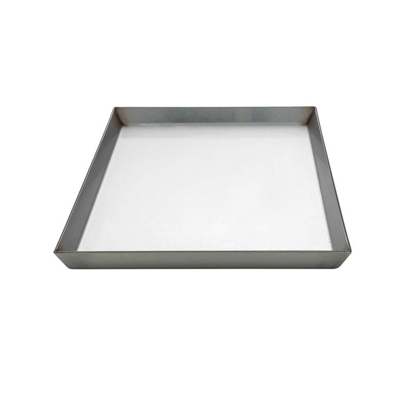 Stainlesssteel hotplate/tub wide 30cm for CHEF-Serie