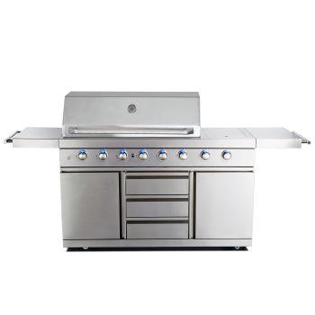 TOP-LINE - ALLGRILL ULTRA mit Airsystem
