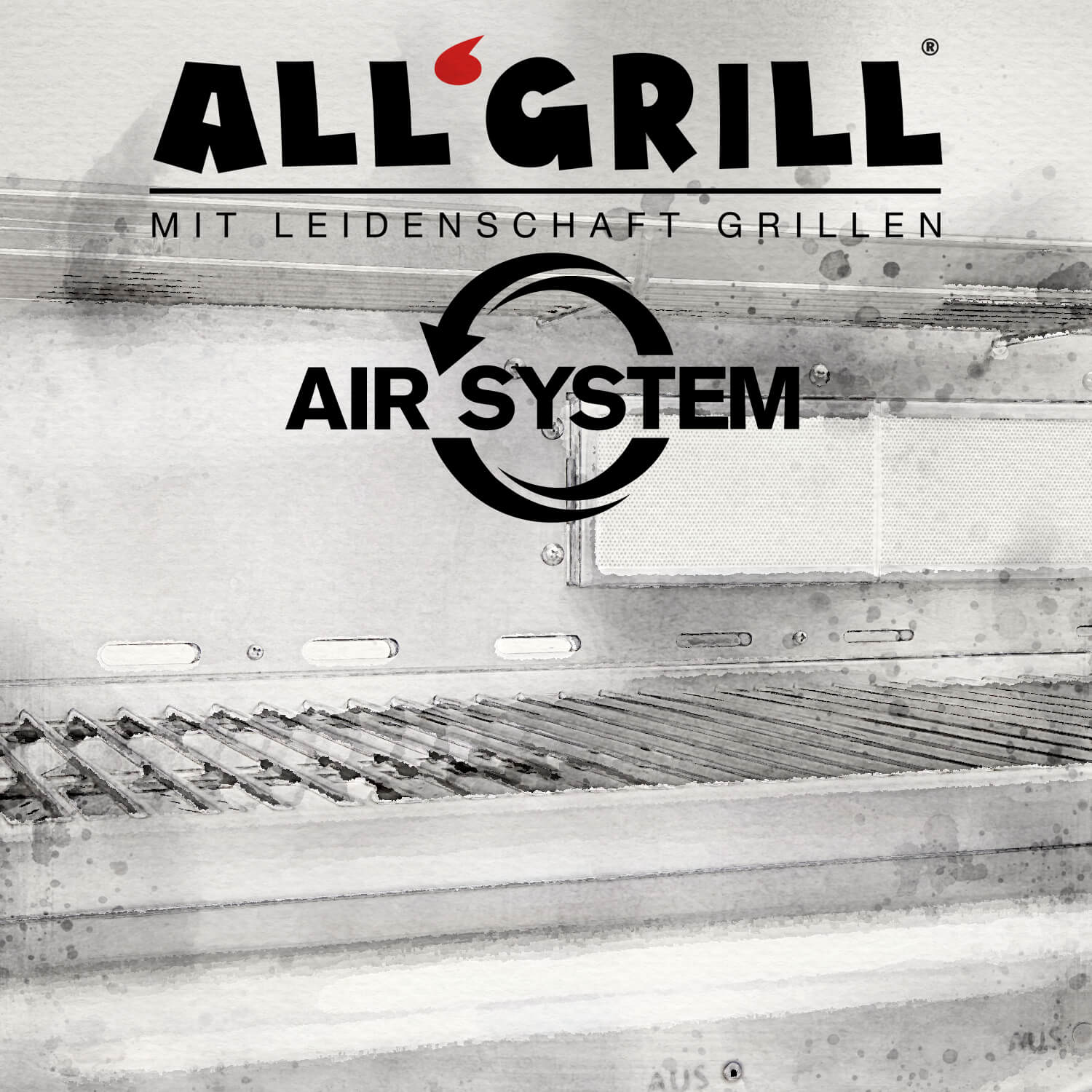 ALL'GRILL AIR SYSTEM LOGO