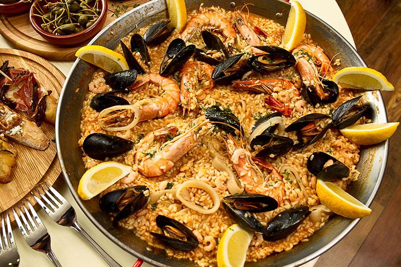 Paella Pfanne von Paella World