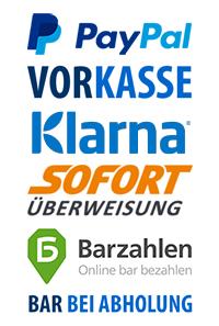Zahlungsm�glichkeiten bei www.gas-grill.de