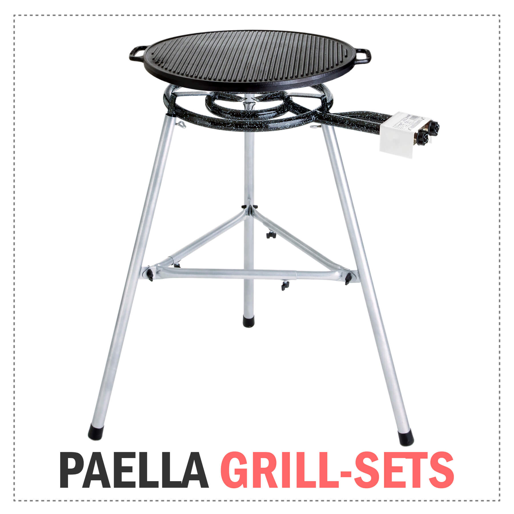 Paella-Grill Sets